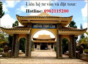 Tour du lịch lễ hội Tây Thiên 1 ngày