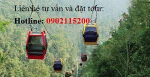 Tour du lịch lễ hội Tam Đảo - Tây Thiên 2 ngày 1 đêm