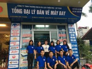 Vé máy bay giá rẻ: VietJet, Jetstar, Vietnam Airlines - Thiên Phú Vip Tour