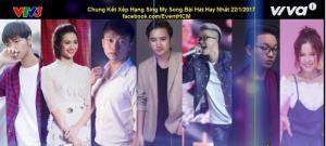 Vé Chung Kết Sing My Song Bài Hát Hay Nhất 22/1/2017