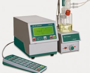 Máy chuẩn độ ĐIỆN THẾ METROHM - 899 COULOMETER