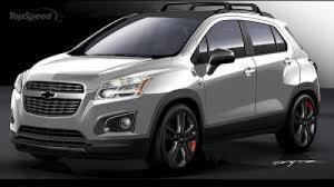 Chevrolet Trax 2017 NEW 2017 Lần đầu tiên ra mắt