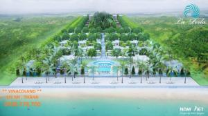 Bán Biệt Thự Biển nghỉ dưỡng La PerLa  tại Bình Thuận, giá 4 tỷ/căn full nội thất.