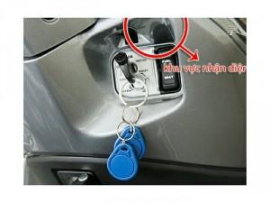 Chống trộm xe thẻ từ