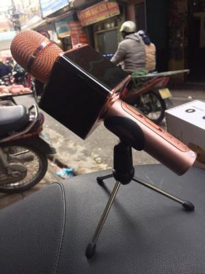 Chân đỡ micro bluetoothh karaoke dạng thấp