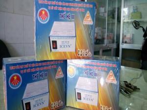 Tụ bù tiết kiệm điện ICEVN Thế Hệ III giá 420.000 (miễn phí ship COD)