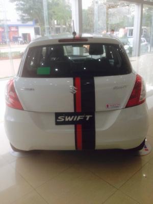 Bán Xe Suzuki SWIFT 2016, Màu Trắng