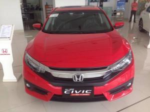 Honda Biên Hoà bán Honda Civic 2017 Turbo 1.5L nhiều khuyến mãi hấp dẫn
