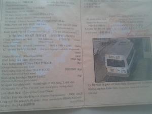Bán xe ford transit 2005