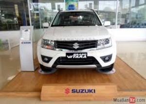 Suzuki Vân Đạo bán ô tô Grand Vitara 2016 nhập khẩu