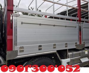 Bán trả góp Xe tải 5 chân Chenglong 22.5 tấn/...