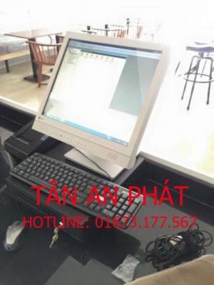 Cung cấp phần mềm bán hàng tính tiền cảm ứng cho quán nhậu-quán hải sản tại Bến Tre