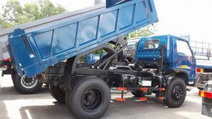 Xe ben 8 tấn 700kg, 2017, 8t7, THACO FORLAND, giá tốt nhất Tây Ninh.