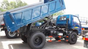 Xe ben 8 tấn 700kg, 2017, 8t7, THACO FORLAND,...