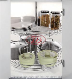 Dễ dàng lắp đặt và sử dụng phụ kiện bếp hiện đại