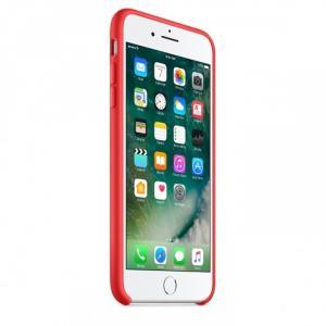 Ốp Lưng Da Lá Sen iPhone 7 Plus Chính Hãng Apple Store Japan (Đỏ)