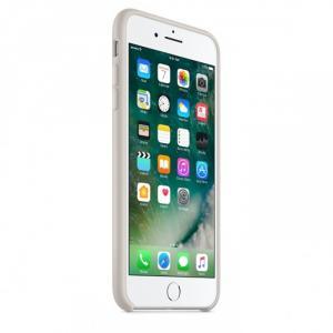 Ốp Lưng Da Lá Sen iPhone 7 Plus Chính Hãng Apple Store Japan (Stone)