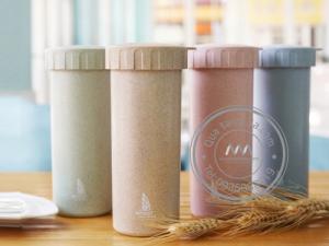 Quà tặng quảng cáo đồ gia dụng từ bột lúa mạch thân thiện môi trường