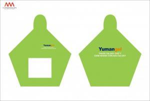 Sản xuất áo mưa quà tặng quảng cáo tại Hà Nội