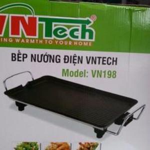 Bếp nướng điện VNTech VN198 đa năng (1500W) tại Gia dụng