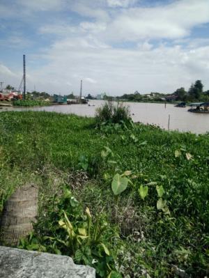 Bán nền mặt tiền Hồ Bún Xáng