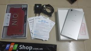 Bán Sony Z5 Dual Trắng Bạc chính hãng Fpt,...