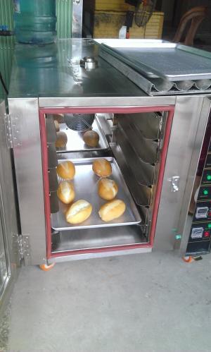 Lò nướng đối lưu điện 5 khay,lò nướng bánh mỳ giá tố