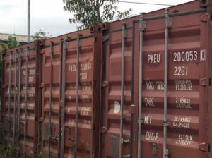Bán Container 20, 40 làm kho, văn phòng, quán cafe Đà Nẵng