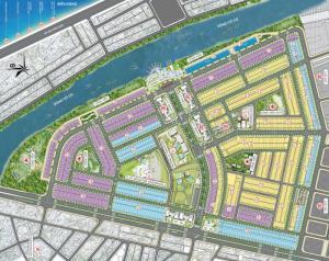 Dự án Đà Nẵng Pearl mặt tiền Trần Đại Nghĩa Sông Cổ Cò gần biển Non Nước bãi tắm Tâm Trà