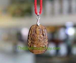Phật bản mệnh đá mắt mèo - Thiên Thủ Thiên Nhãn (Tý) FS6339-1