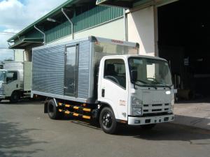 Bán xe tải thùng kín Isuzu 8.1 tấn FVR34Q (...