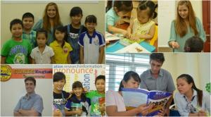 KHAI GIẢNG LỚP English for Young Learns