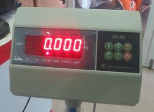 Cân điện tử sàn tải trọng 1 tấn  , 2 tấn , 3 tấn , 5  tấn