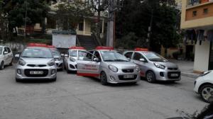 Cho thuê xe taxi chạy khoán 350.000đ/ ngày