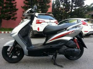 Yamaha Fotse X4 125 (Dylan Con) Nguyên Zin 100% Xe Nhập Khẩu Của NHẬT