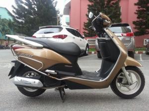 Honda Lead 110Fi Phiên Bản Vàng Gold Phun...