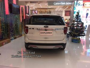 Gía lăn bánh Ford Explorer 2017 - Đại Lý Sài Gòn Ford