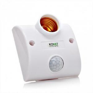 Đui đèn cảm ứng hồng ngoại KONO KN 08