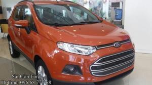 Giá lăn bánh Ford Ecosport Trend MT 2017 - Giá tốt nhất hệ thống Ford Miền Nam