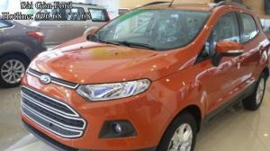 Giá lăn bánh Ford Ecosport 2017 - Gía tốt...