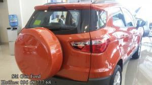 Giá lăn bánh Ford Ecosport 2017 - Gía tốt nhất hệ thống Ford Miền Nam