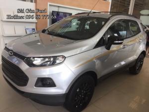 Ford Ecosport 2017 giá bao nhiêu? - Gía xe Ford tốt nhất miền Nam