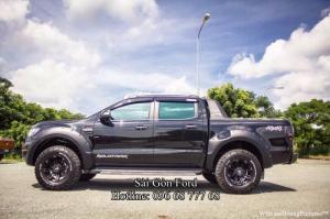 Giá lăn bánh Ford Ranger 2017 - Giá tốt nhất hệ thống Ford Miền Nam