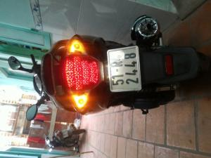 Xe tay ga 150i excell 2