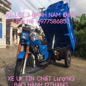 Xe lôi 3 bánh Nam Định