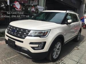 Ford Explorer 2018 - Sài Gòn Ford - Hotline: 0966877768