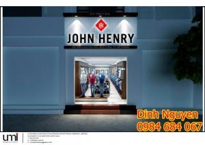 Nhận thi công cửa hàng thời trang, mỹ phẩm, túi xách, gian hàng hội chợ