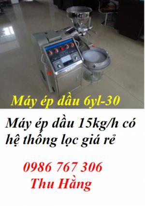 Phân phối máy ép dầu giá rẻ tại hà nội.