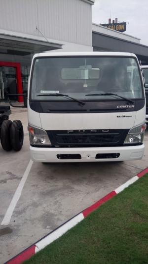 Bán xe tải fuso canter 6.5 tải trọng 3 tấn 5 liên hệ ngay để có lì xì đầu năm