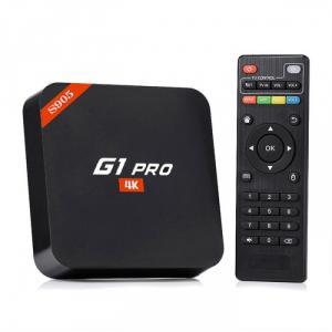 TV Box G1 Pro S905 1GB/8GB Android 5.1 - Free ship toàn quốc